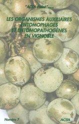 Les organismes auxiliaires entomophages et entomopathogènes en vignoble