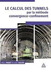 Le calcul des tunnels par la méthode concergence-confinement