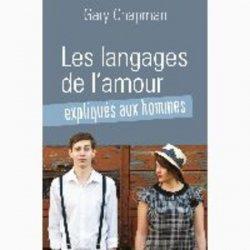 Les langages de l'amour expliqués aux hommes