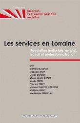 Les services en Lorraine
