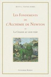 Les Fondements de l'Alchimie de Newton
