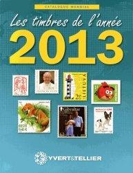 Les timbres de l'année 2013