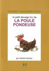 La couverture et les autres extraits de Le petit élevage bio de la poule pondeuse
