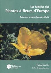 La couverture et les autres extraits de Les familles des Plantes à fleurs d'Europe