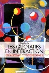 Les quotatifs en interaction