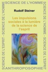 Les impulsions sociales à la lumière de la science de l'esprit