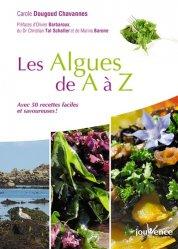 Les algues de A à Z