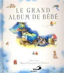 La couverture et les autres extraits de L'album de mon bébé de Sophie La Girafe