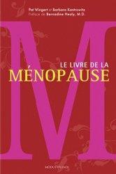 Le livre de la ménopause