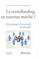 Le crowdfunding, un nouveau marché