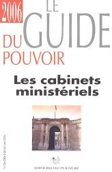 Les Cabinets ministériels