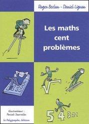 Les maths cent problèmes