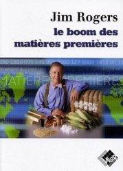 Le boom des matières premières