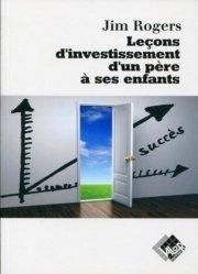 Leçons d'investissement d'un père à ses enfants