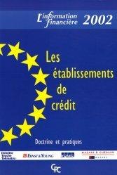 Les établissements de crédit
