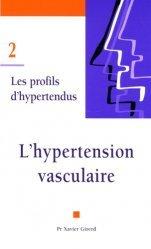 Les profils d'hypertendus 2 L'hypertension vasculaire