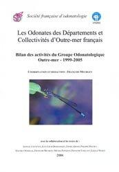 Les Odonates des départements et Collectivités d'Outre-mer français