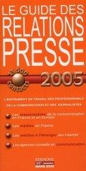 Le Guide des Relations Presse