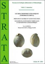 Les brachiopodes jurassiques (Terebratulidina)