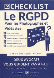 Le RGPD pour les photographes et vidéastes