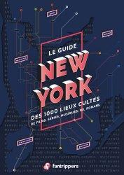 La couverture et les autres extraits de Petit Futé New York. Edition 2019. Avec 1 Plan détachable