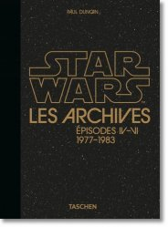 Les archives Star Wars 1977-1983