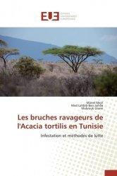 Les bruches ravageurs de l'Acacia tortilis en Tunisie