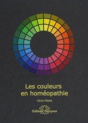 Les couleurs en homéopathie
