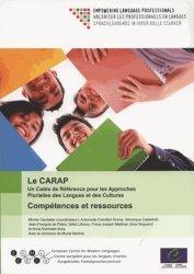 Le CARAP : Un Cadre de Référence pour les Approches Plurielles des Langues et des Cultures : Compétences et ressources