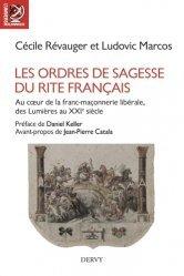 Les ordres de sagesse du rite français