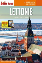 La couverture et les autres extraits de Lituanie. Edition 2013