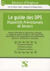 La couverture et les autres extraits de Guide gestes et soins d'urgence