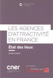 Les agences d'attractivité en France, état des lieux