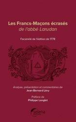 Les francs-maçons écrasés de l'abbé Larudan