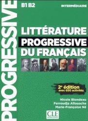 Litterature progressive du français intermédiaire B1 B2