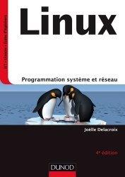 La couverture et les autres extraits de Développement système sous Linux