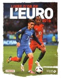 La couverture et les autres extraits de Le livre d'or football. Edition 2017
