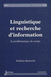 Linguistique et recherche d'information