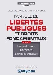 Libertés publiques et droits fondamentaux