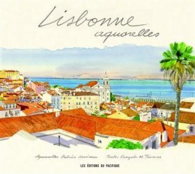 Lisbonne aquarelles
