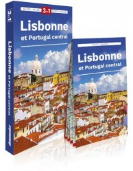 Lisbonne et Portugal central. Guide + atlas + carte 1/17 500