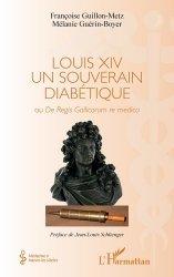 Louis XIV un souverain diabétique