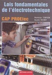 Lois fondamentales de l'électrotechnique CAP Proelec