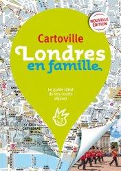 La couverture et les autres extraits de Londres. Edition 2017