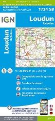 La couverture et les autres extraits de Verdon, Lac de Sainte-Croix, Plateau de Valensole. 1/75 000