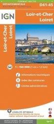 La couverture et les autres extraits de Bourges Châteauroux. 1/100 000