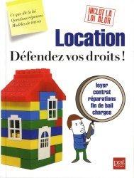 Location : défendez vos droits ! 2e édition