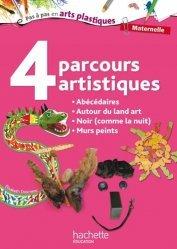4 parcours artistiques Maternelle