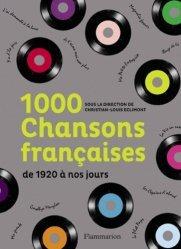 1000 chansons françaises