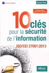 10 clés pour la sécurité de l'information - ISO/CEI 27001:2013
